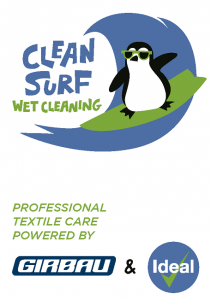 CLEAN Surf wet cleaning
