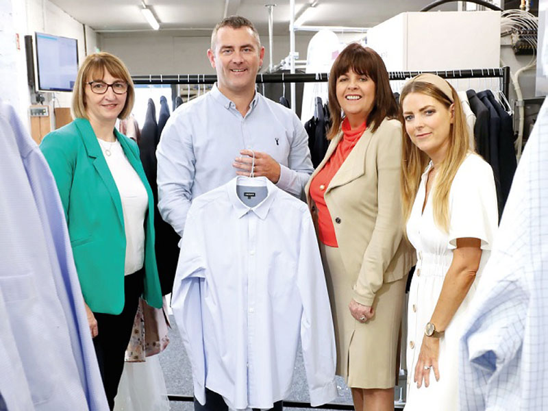White Label Dry Cleaners invests in two new stores