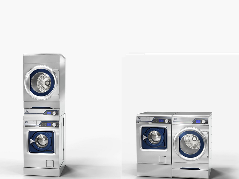 Electrolux unveil washer and dryers