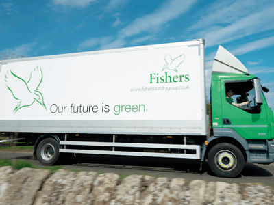 Fishers acquires laundry