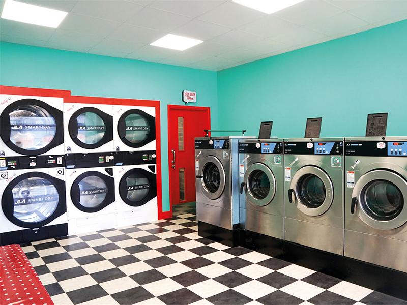Fourth retro Bubbles Laundromat opens in Milton Keynes