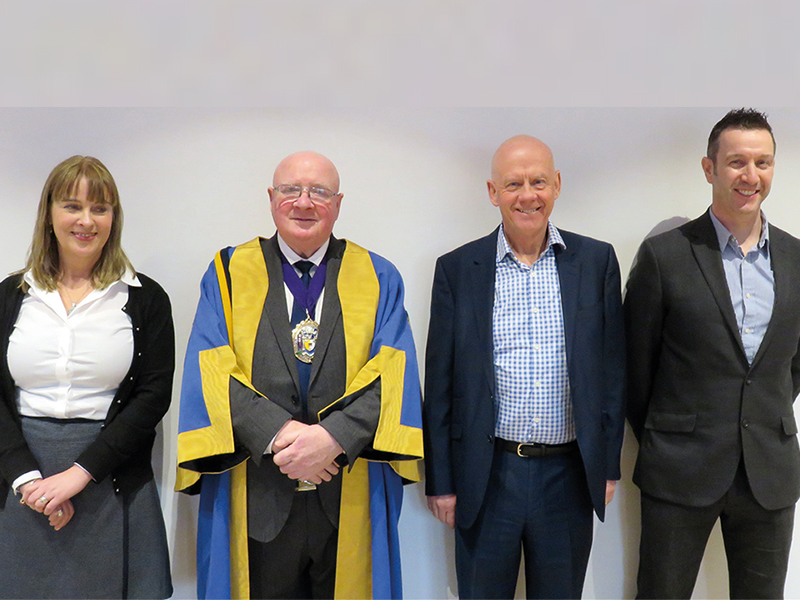 Freemen welcomed to the WCL