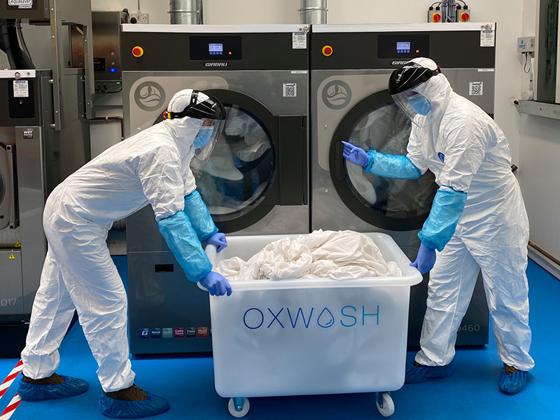 Oxwash gets £1.4m investment