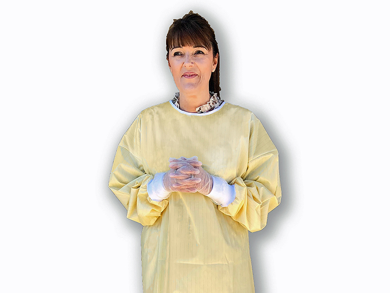 PPE gowns shortage finally sorted out?