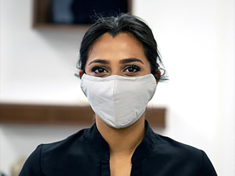 BC Softwear launch facemasks