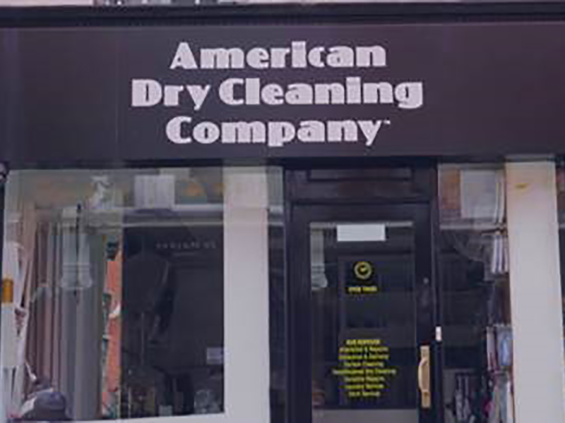 Drycleaners pressed hard by office exodus
