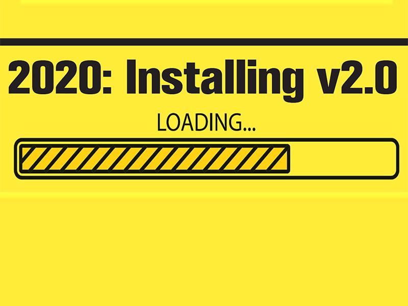 2020 loading: Installing v2.0