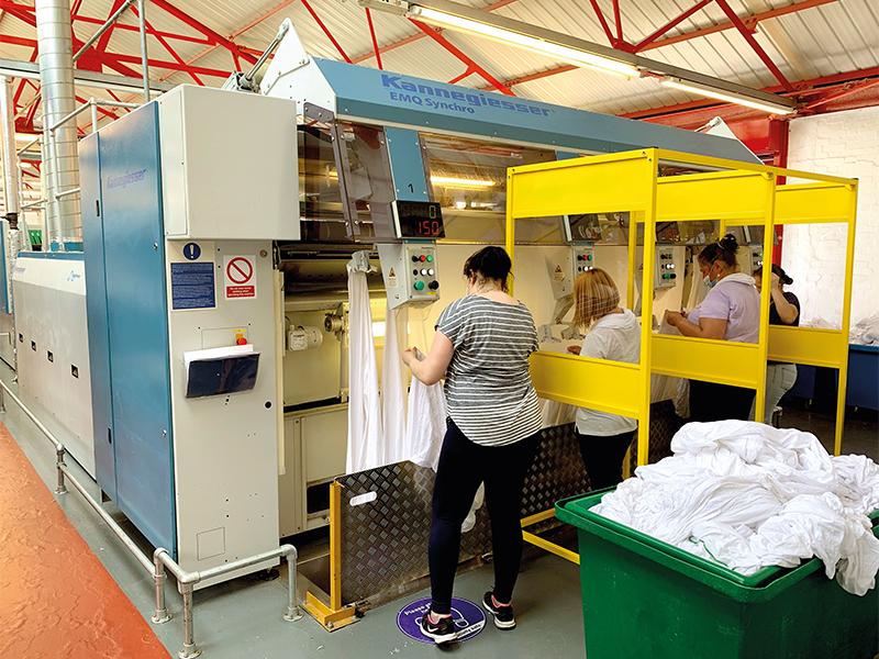 A bright future for Empire Laundry