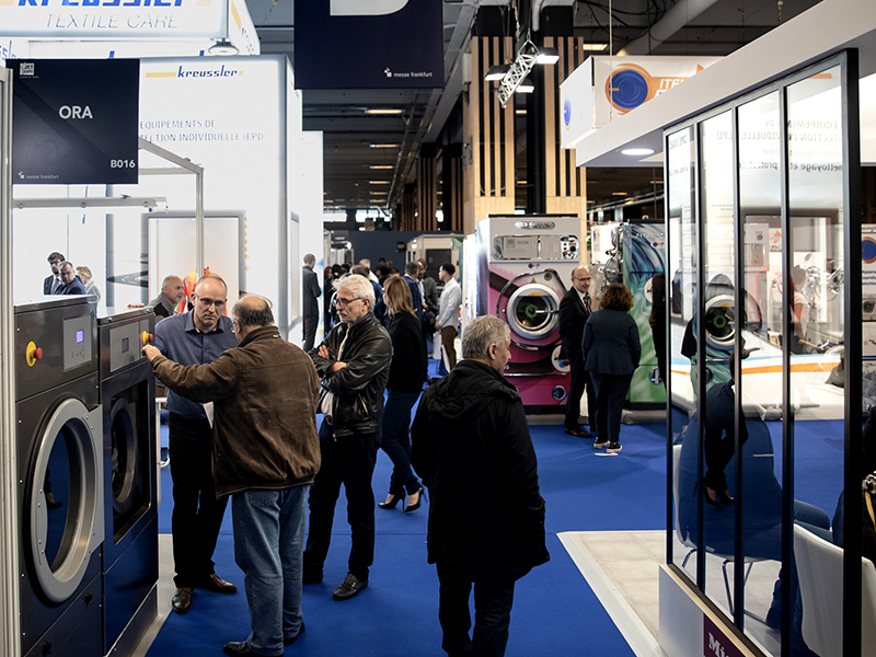 JET Expo becomes Texcare France