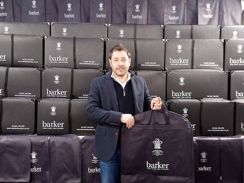 Barker achieves eco ambitions