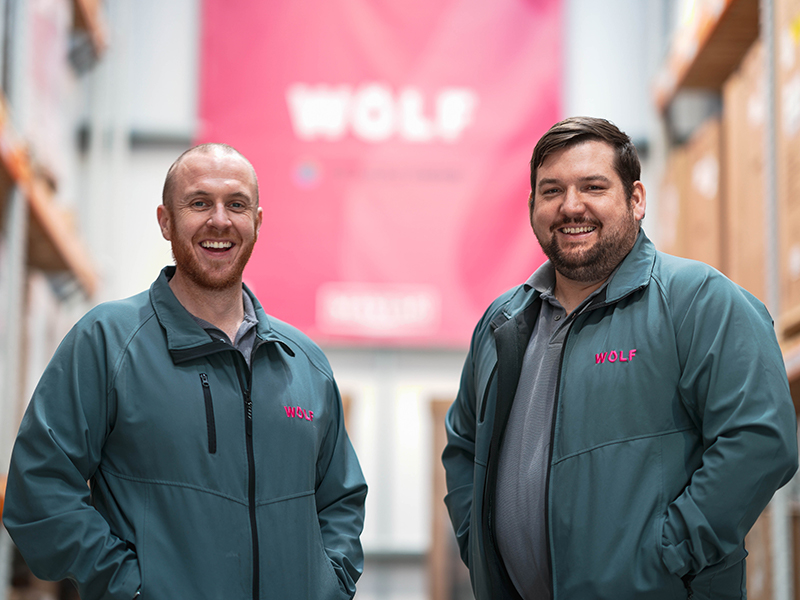 Wolf Laundry goes for growth