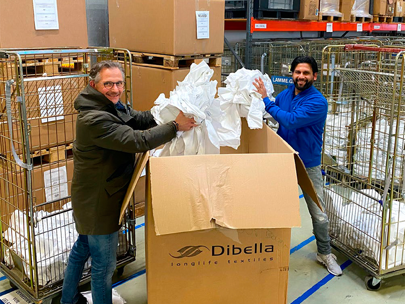 'Dibella up' records first big success