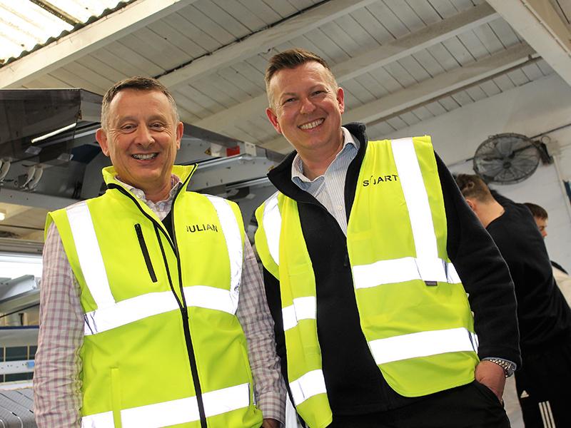 Regency Laundry announces expansion