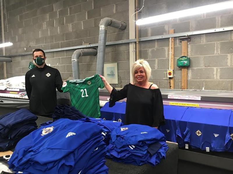Kick-start for Belfast laundry business