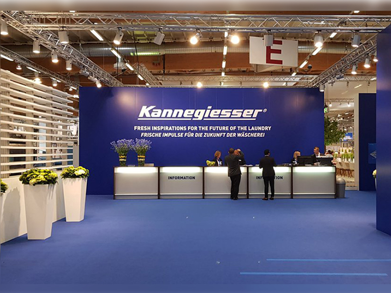 Kannegiesser withdraw from Texcare