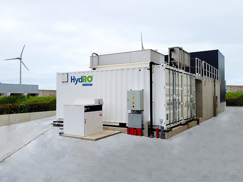 Christeyns launches sustainable water technology